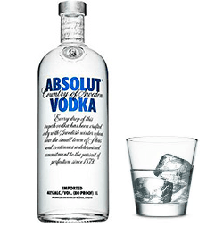 Vodka-for-repelling-flies