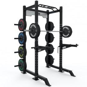 strength training squat racks cages
