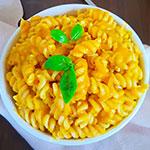 creamy pumpkin and lentil pasta recipe