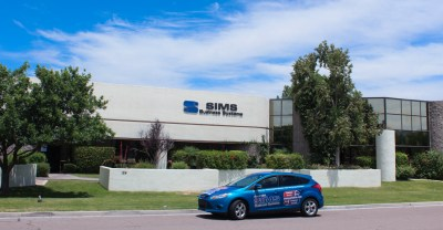 toner delivery getsims building