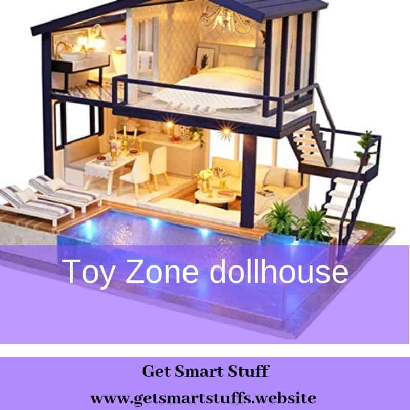 Toy Zone dollhouse