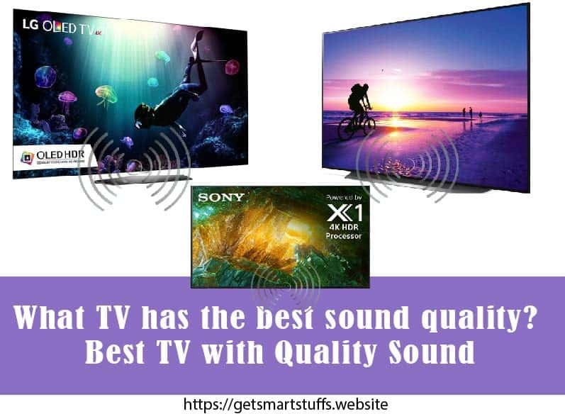 what tv has the best sound quality-min