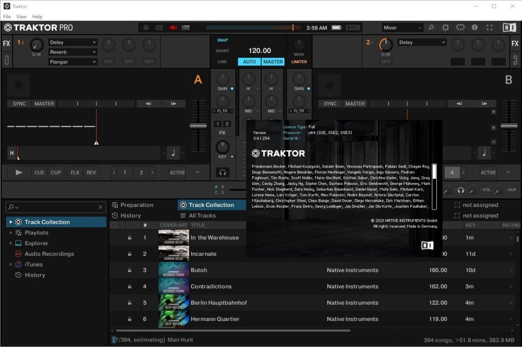 Native Instruments Traktor Pro Crack Serial Key