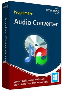 Program4Pc Audio Converter Pro Crack