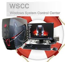 WSCC - Windows System Control Center Crack Key