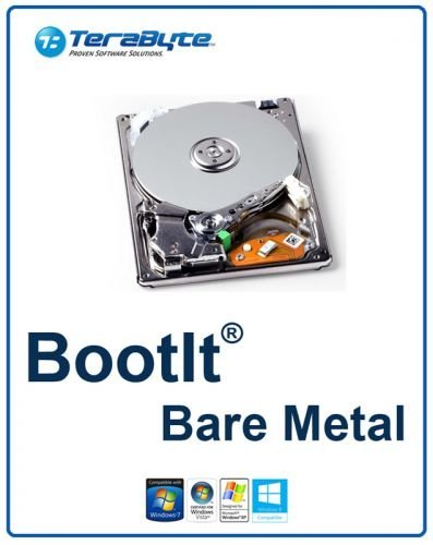 TeraByte Unlimited BootIt Bare Metal Crack 1.62 [New
