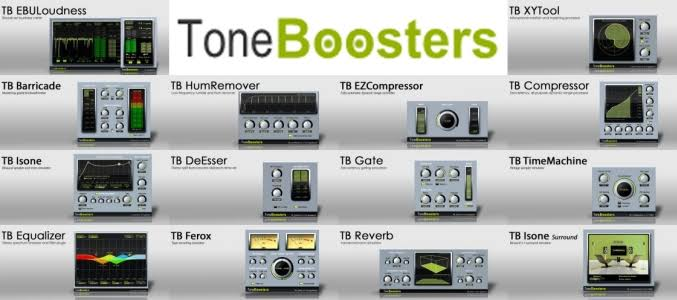 ToneBoosters Plugin Bundle Crack Serial key
