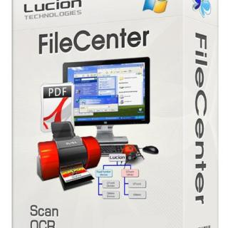 Lucion FileCenter Suite Crack