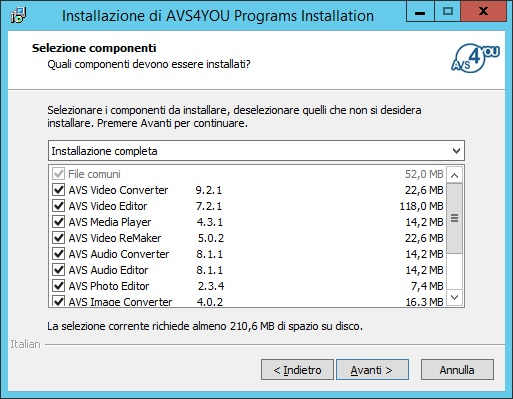 AVS4YOU Software AIO Installation Package Crack Key