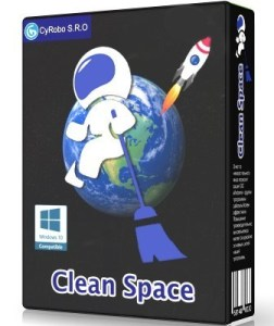 Cyrobo Clean Space Pro Patch