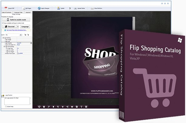 Flip Shopping Catalog Crack Serial Key