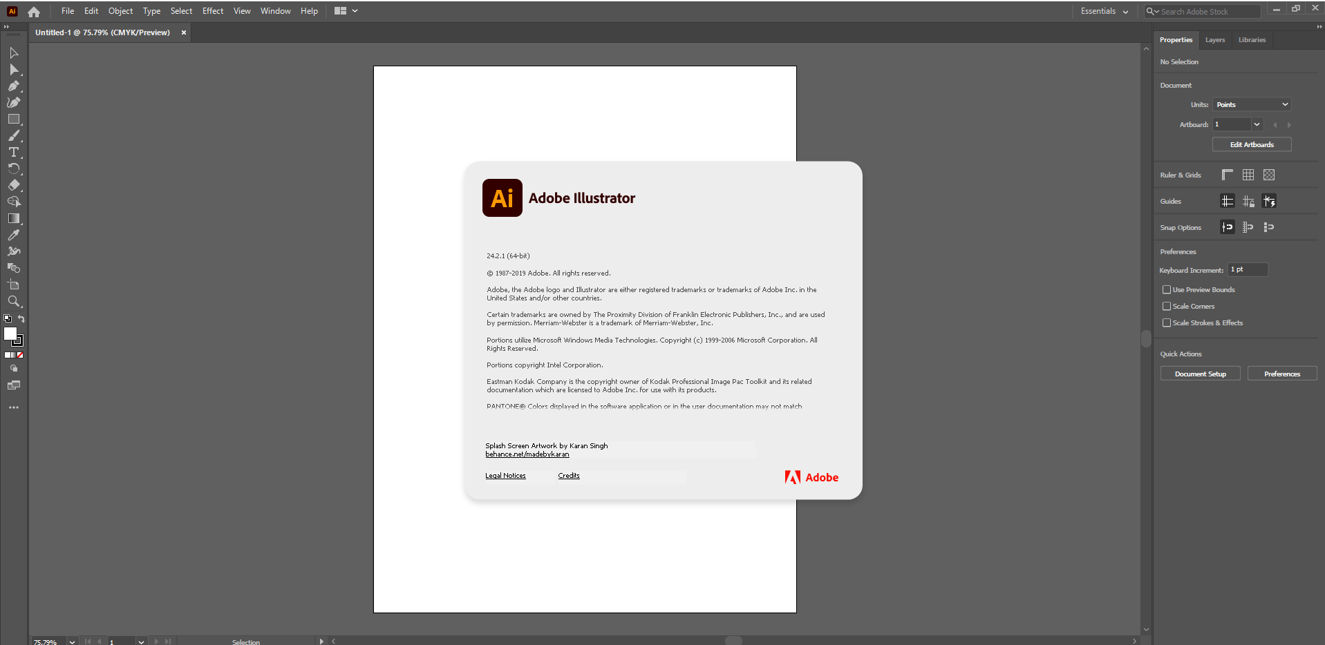 Adobe Illustrator Crack Key
