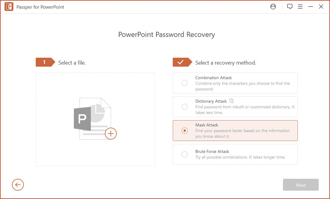 Passper for PowerPoint With Crack