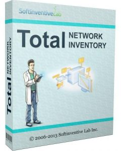 Total Network Inventory Professional Crack