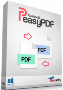Abelssoft Easy PDF Crack