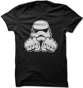 Star Wars Stormtrooper Dark Knuckle T-Shirt