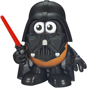 Darth Tater The Darth Vader Mr. Potato Head