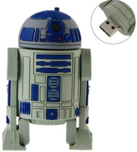 Star Wars R2-D2 USB thumb drive