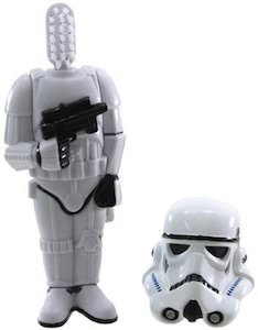 Star Wars Stormtrooper Toothbrush