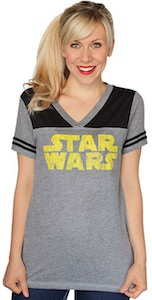 Star Wars 77 Logo T-Shirt
