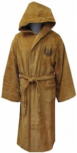 Star Wars bath robe