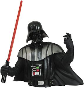 Darth Vader Bust money bank