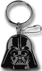 Star Wars key chain of Darth Vader