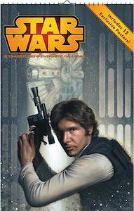 Star Wars Poster Calendar 2015