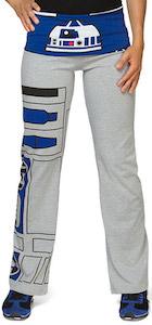 Star Wars R2-D2 women's Yoga Pants