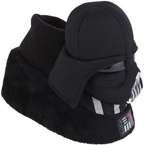 Star Wars Toddler Darth Vader Slippers