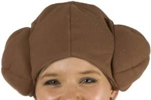 Princess Leia Hairdo Hat