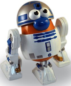 R2-D2 Mr. Potato Head action figure
