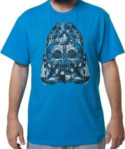 Darth Vader Optical Trick T-Shirt