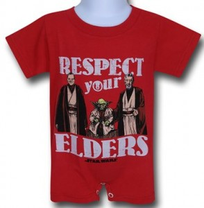 Respect your Elders Infant Romper