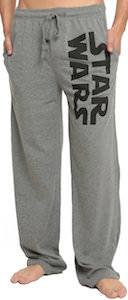 Star Wars Logo men's Pajama Pants