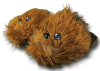 Chewbacca Fluffy Slip On Slippers