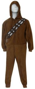 Chewbacca Hooded Onsie Pajama Suit