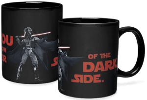 Darth Vader Heat Changing Mug