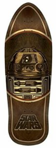 R2-D2 Santa Cruz Skateboard Deck