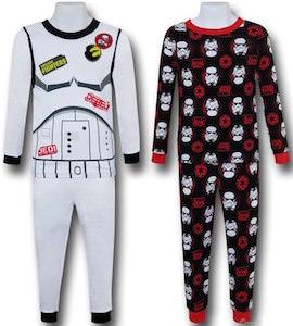 Kids 4 Piece Star Wars Pajama Set
