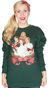 Star Wars Carollers Christmas Sweater