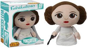 Princess Leia Fabrications Plush