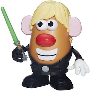 Luke Skywalker Mr. Potato Head Toy