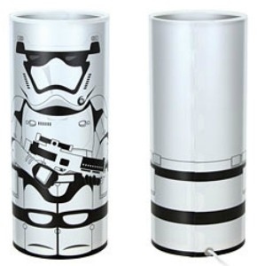 Star Wars Stormtrooper Cylindrical Desk Lamp