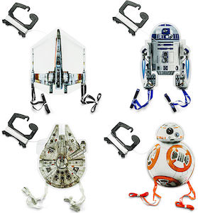 Star Wars Kite Pack Of 4