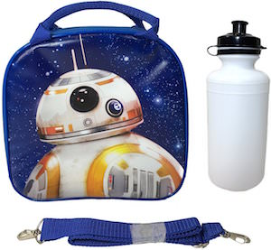 BB-8 Lunch Bag With Water Bottle