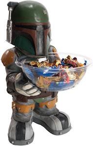 Boba Fett Candy Bowl Holder