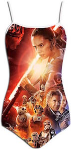 Women's The Force Awakens Rebels Swimsuit