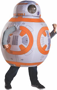 BB-8 Inflatable Halloween Costume For Kids