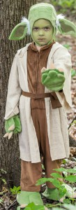 Star Wars Yoda Kids Costume